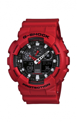 G-Shock Watch GA100B-4A product image