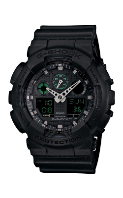 G-Shock Watch GA100MB-1A product image