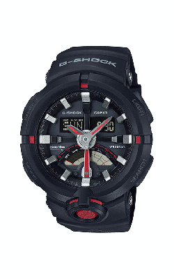 G-Shock Watch GA500-1A4 product image