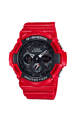 G-Shock Analog-Digital Watch GA201RD-4A product image