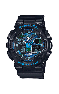 G-Shock Analog-Digital Watch GA100CB-1A product image