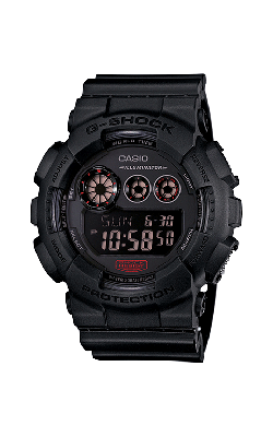 G-Shock Digital Watch GD120MB-1 product image