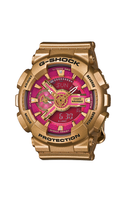 G-Shock Watch GMAS110GD-4A1 product image