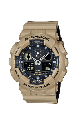 G-Shock Analog-Digital Watch GA100L-8A product image