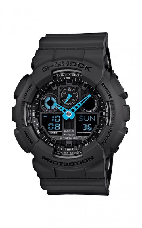 G-Shock Watch GA100C-8A product image