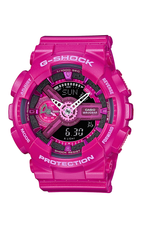 G-Shock Watch GMAS110MP-4A3 product image