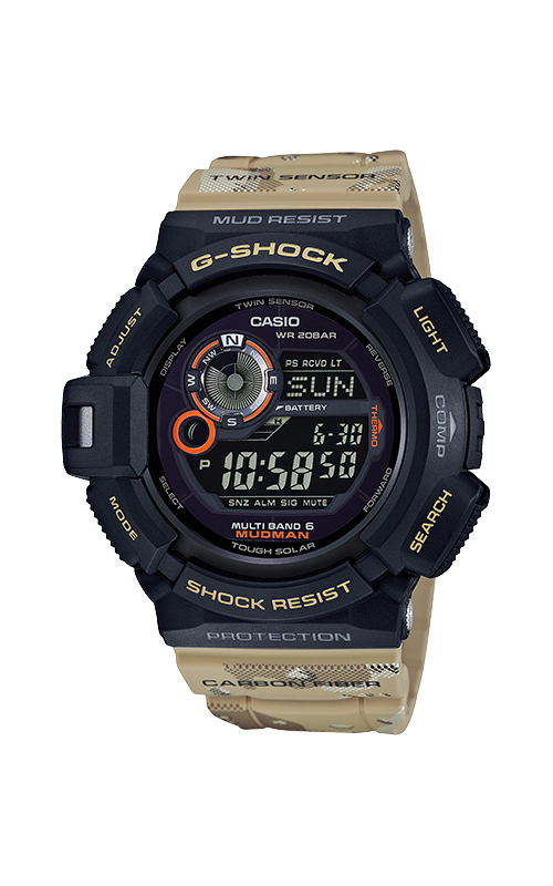 G-Shock Watch GW9300DC-1 product image