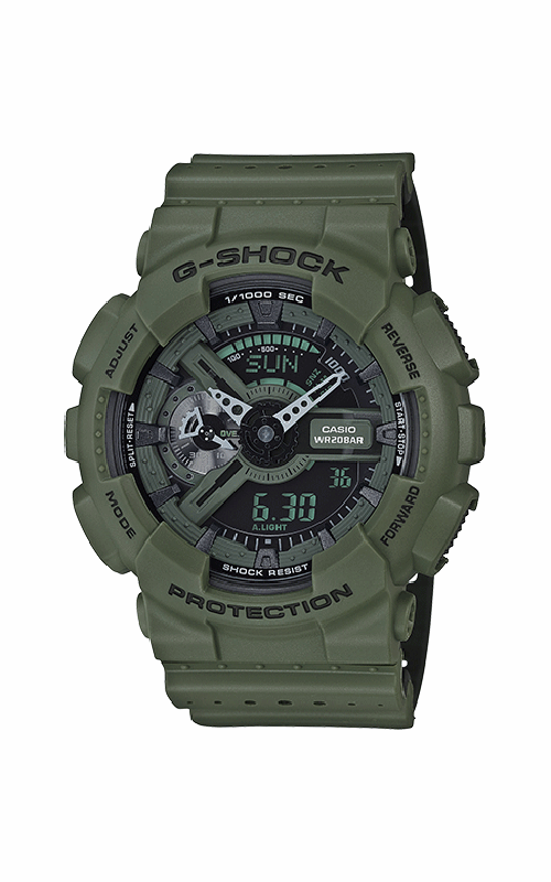 G-Shock Watch GA110LP-3A product image