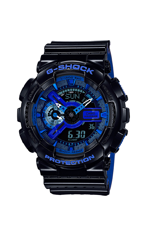 G-Shock Watch GA110LPA-1A product image