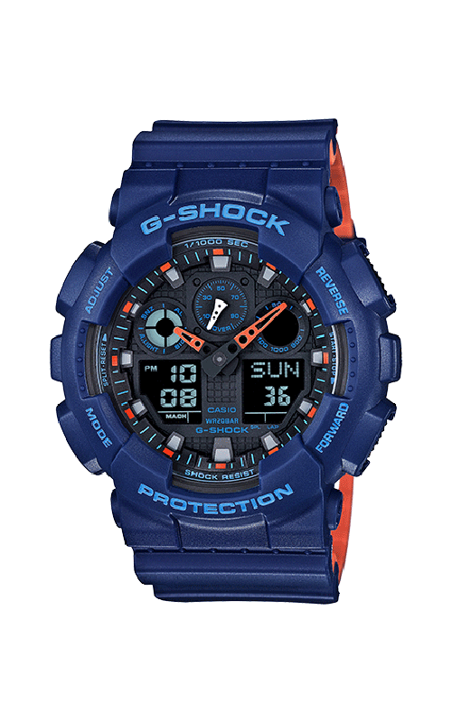G-Shock Watch GA100L-2A product image