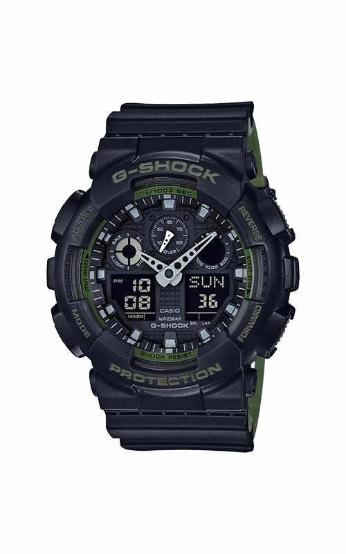 G-Shock Watch GA100L-1A product image