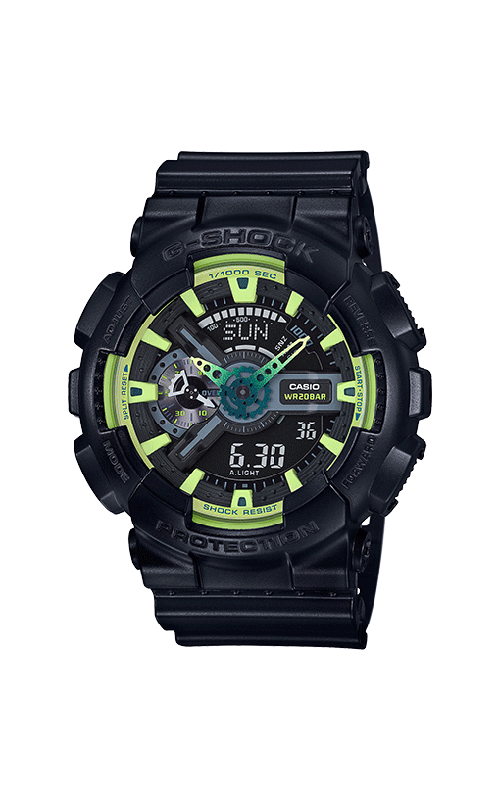 G-Shock Watch GA110LY-1A product image
