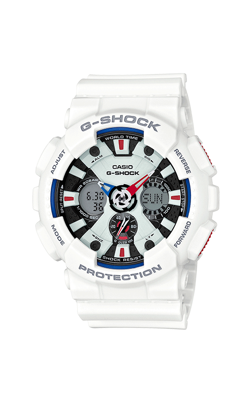 G-Shock Watch GA120TR-7A product image