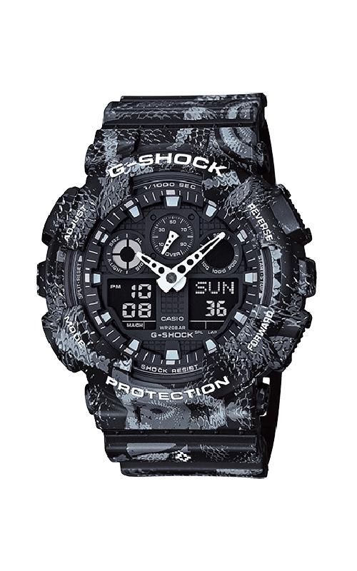 G-Shock Watch GA100MRB-1A product image