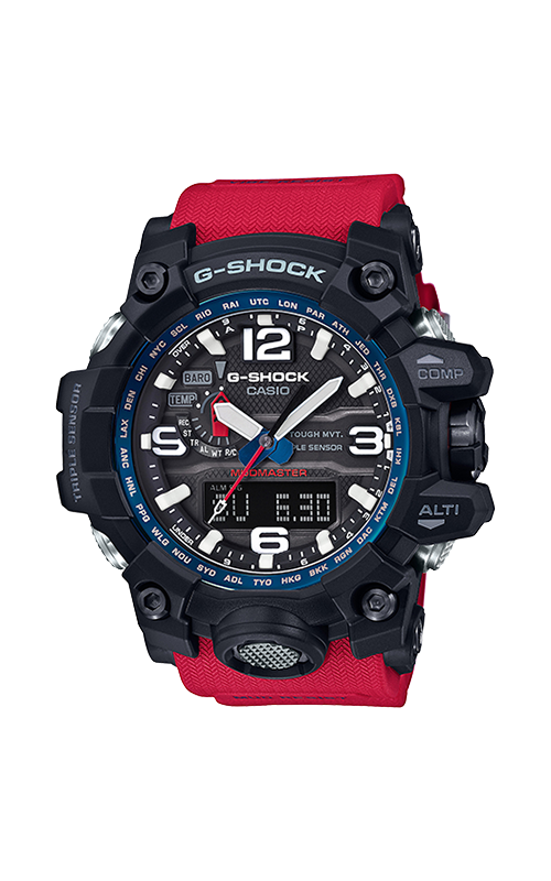 G-Shock Watch GWG1000RD-4A product image