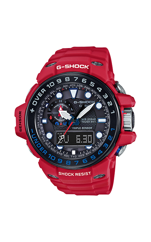 G-Shock Watch GWN1000RD-4A product image