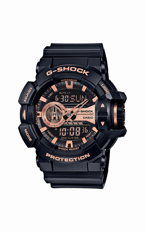 G-Shock Watch GA400GB-1A4 product image