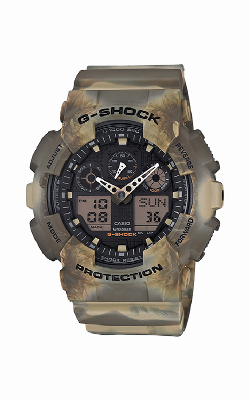 G-Shock Watch GA100MM-5A product image