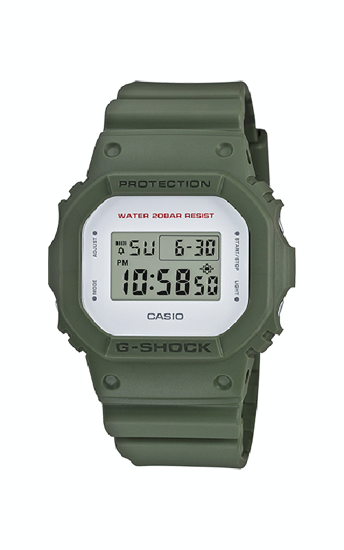 G-Shock Watch DW5600M-3 product image