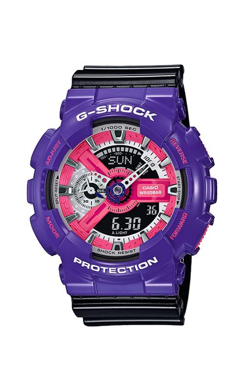 G-Shock Watch GA110NC-6A product image