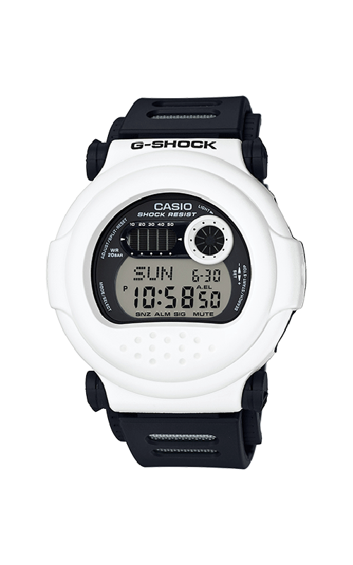 G-Shock Watch G001BW-7 product image