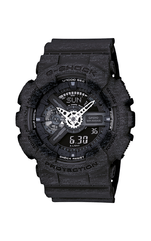 G-Shock Watch GA110HT-1A product image