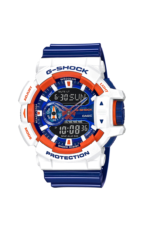G-Shock Watch GA400CS-7A product image