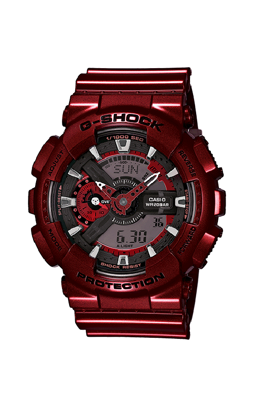 G-Shock Watch GA110NM-2A product image