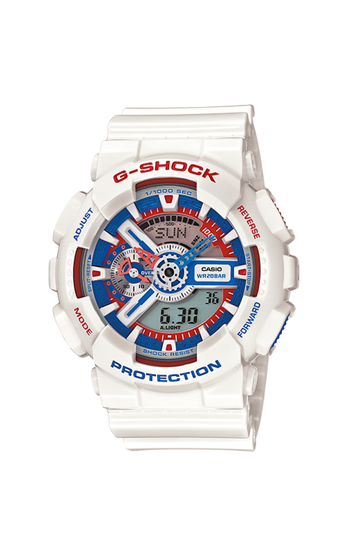 G-Shock Watch GA110TR-7A product image