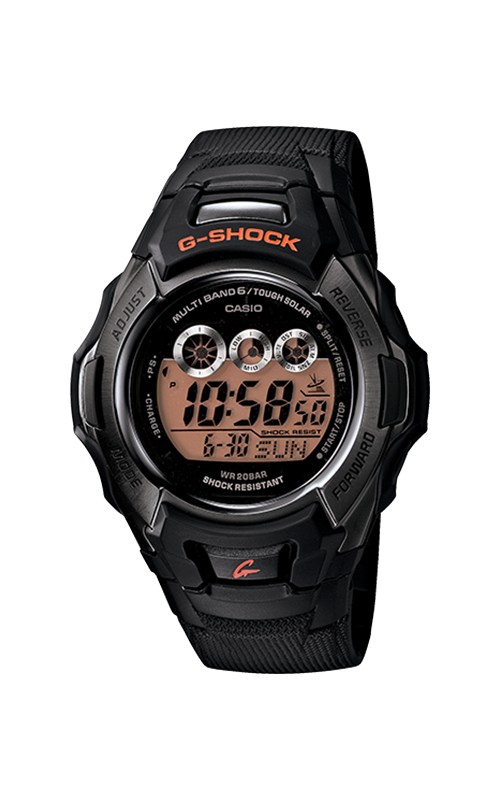 G-Shock Watch GWM500F-1 product image