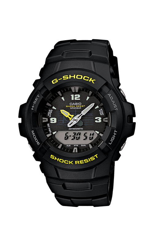 G-Shock Watch G100-9CM product image