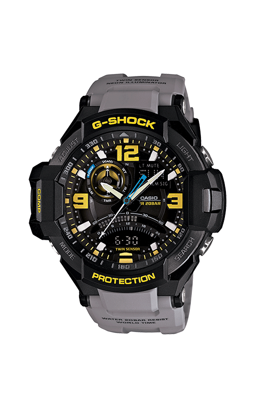 G-Shock Watch GA1000-8A product image