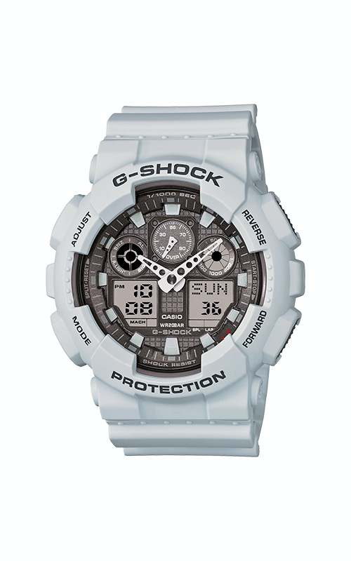 G-Shock Watch GA100LG-8A product image