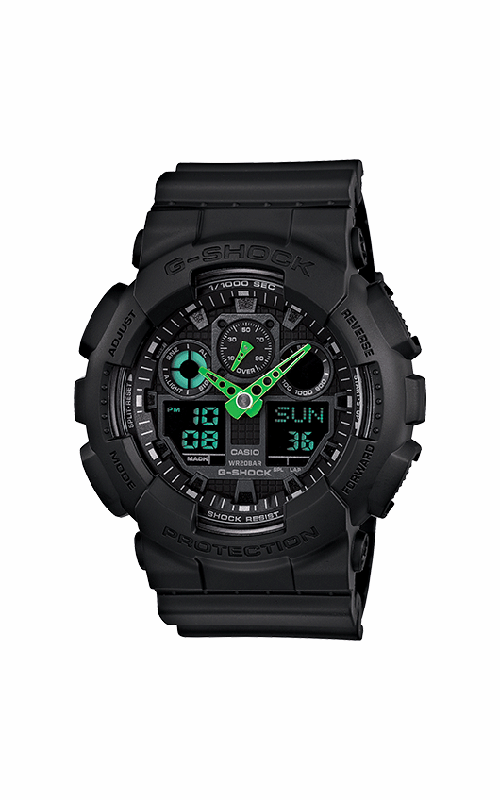 G-Shock Watch GA100C-1A3 product image