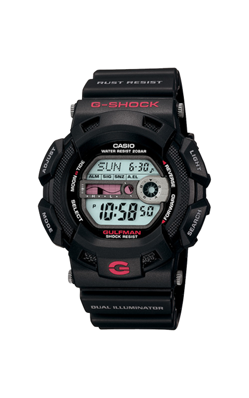 G-Shock Watch G9100-1 product image
