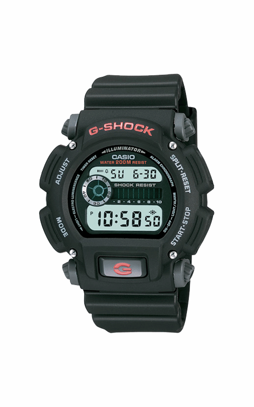 G-Shock Watch DW9052-1V product image
