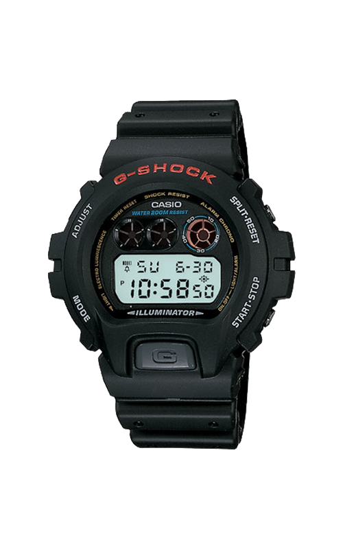 G-Shock Watch DW6900-1V product image