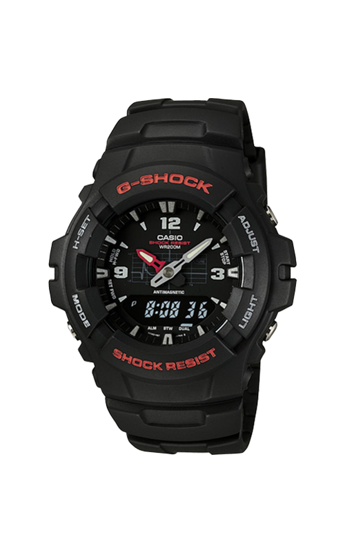G-Shock Watch G100-1BV product image