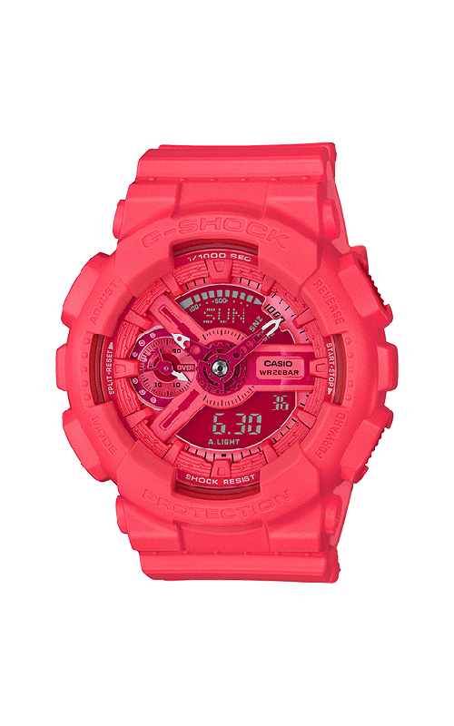 G-Shock Watch GMAS110VC-4A product image