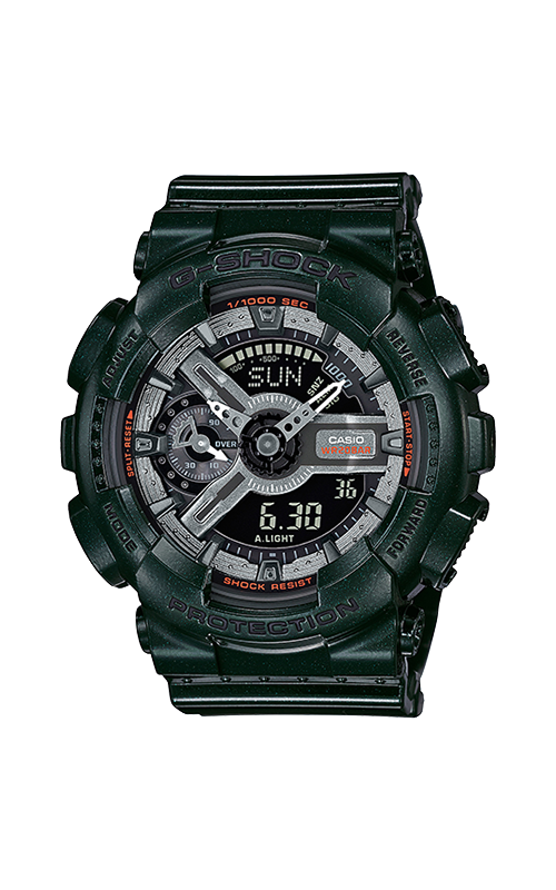 G-Shock Watch GMAS110MC-3A product image