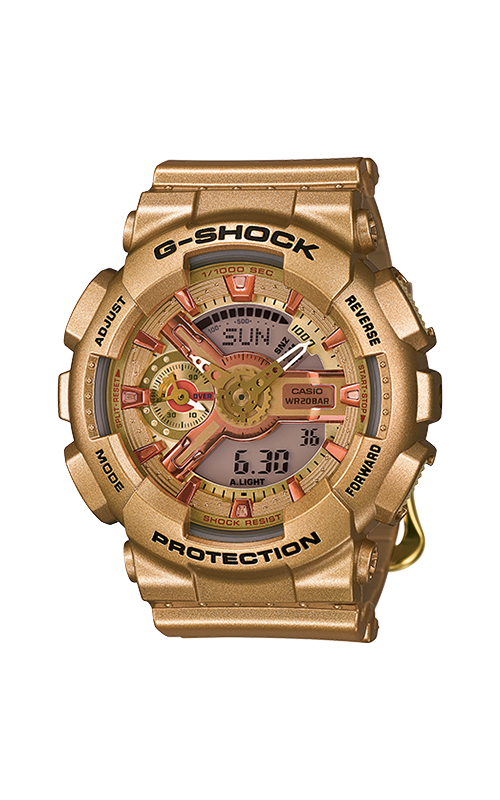 G-Shock Watch GMAS110GD-4A2 product image