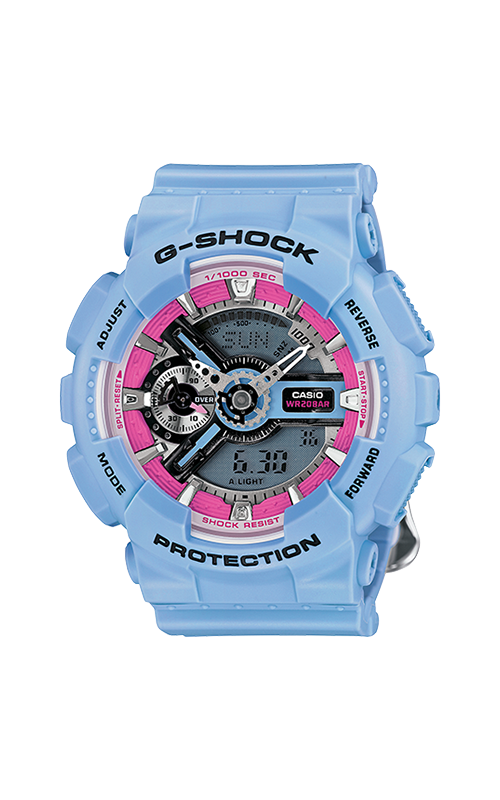 G-Shock Watch GMAS110F-2A product image