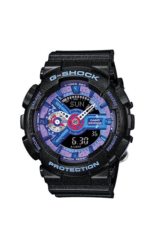 G-Shock Watch GMAS110HC-1 product image