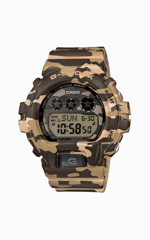 G-Shock Watch GMDS6900CF-3 product image