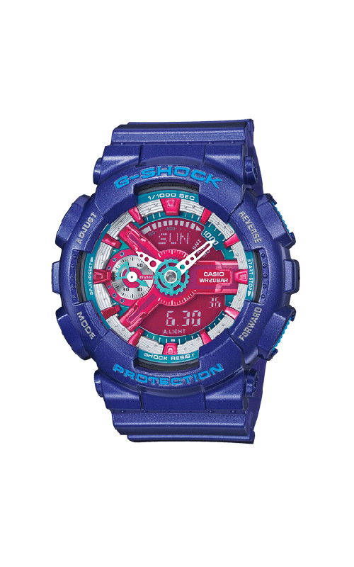 G-Shock Watch GMAS110HC-2A product image