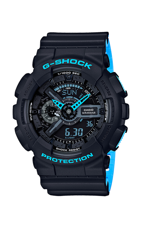 G-Shock Analog-Digital Watch GA110LN-1A product image