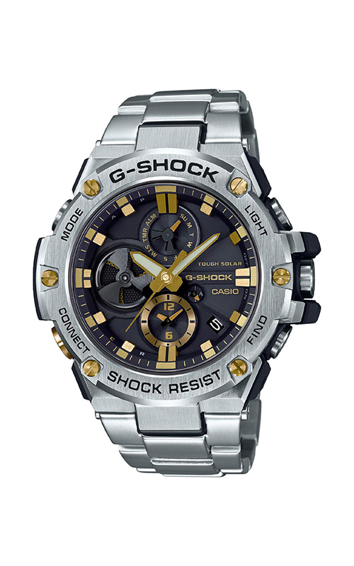 G-Shock G-Steel Watch GSTB100D-1A9 product image