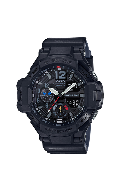 G-Shock Master Of G Watch GA1100-1A1 product image