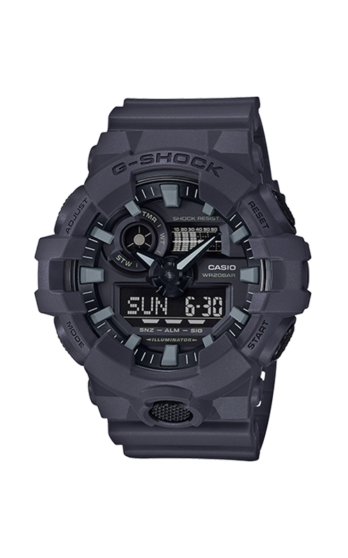 G-Shock Analog-Digital Watch GA700UC-8A product image