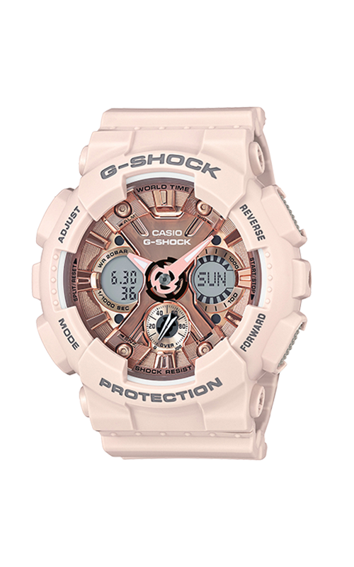 G-Shock S Series Watch GMAS120MF-4A product image